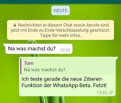 K He Online Zusammenstellen Whatsapp Hat Ab Sofort Fotofilter Und Schnellantworten