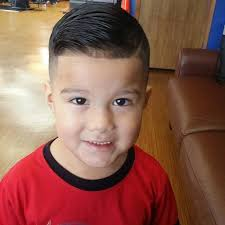 hair cut styles for boy with cowlik 70 popular little boy haircuts add charm in 2018