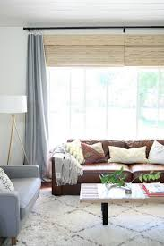 Blinds And Matching Curtains Best 25 Woven Shades Ideas On Pinterest Woven Blinds Bamboo