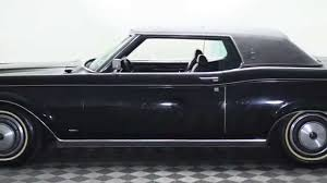 1970 lincoln continental mark iii cartier edition original for