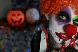 killer clown makeup halloween easy halloween makeup killer clown youtube