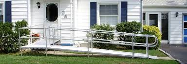 Wheel Chair Ramp Residential Aluminum Ramps Aluminum Wheelchair Ramps Nyc