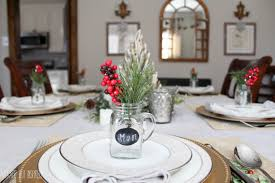 dining room dining room table christmas centerpiece dining room