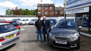 used peugeot car dealers used cars crewe used car dealer in cheshire cheshire cars