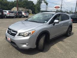 subaru xv crosstrek lifted pre owned 2013 subaru xv crosstrek premium awd wagon station wagon