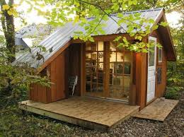 tiny house studio simple how to build a tiny house smallest house green life and