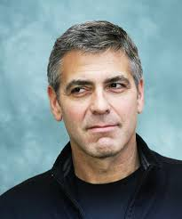 images of sallt and pepper hair george clooney with salt and pepper hair