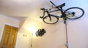 Racor Pbh 1r Ceiling Mounted Bike Lift by Bicycle Ceiling Rack Home Design