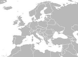 Blank Africa Map by Blank Map Of Europe And Mediterranean U2013 Printable Editable Blank