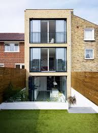 a narrow plot self build homebuilding u0026 renovating
