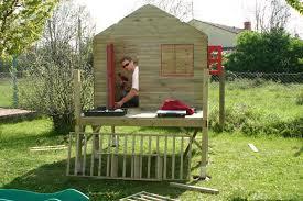 maisonnette de jardin enfant cabane de jardin pour les enfants nos rénos décos