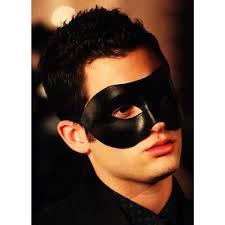 masquerade mask for men venetian mask in london for him colombina black leather venetian mask