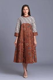 model baju 50 model baju batik terbaru 2018 modern elegan