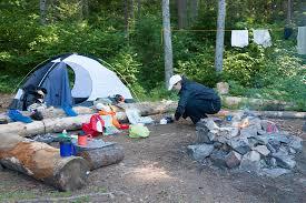 Algonquin Park Interior Camping Paddling In The Barron Canyon U2013 Algonquin Provincial Park