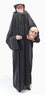 headless costume headless costume with talking ac326 by bristol novelty