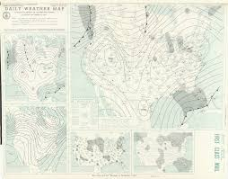 Usa Weather Map by New Years Day Snowstorm Of 1964