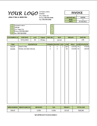 it invoice template 50 creative invoice designs for your