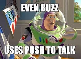Buzz Lightyear Memes - meme maker buzz lightyear generator