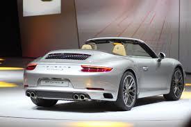 porsche carrera 2017 2017 porsche 911 r turbo s carrera gts gt3 convertible