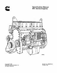 m11 engine diagram cummins m workshop manual engines turbocharger