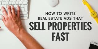 sold how to write real estate ads that sell properties fast