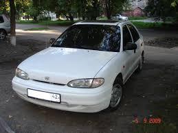 used 1996 hyundai accent photos 1500cc gasoline ff manual for