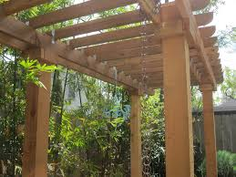 Pvc Pipe Pergola by Landscaping U2013 Pergola At The End Of A Pool Ravenscourt Gardens