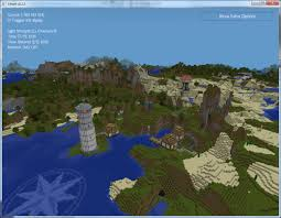 Minecraft House Map Finding My House In Minecraft Arqade