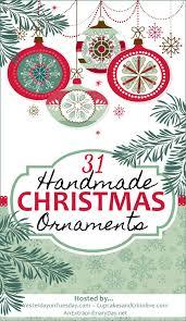 how to make easy jar ornaments celebrating