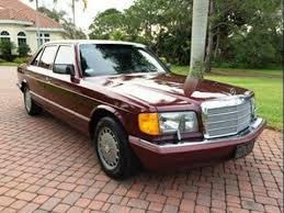 mercedes 560sel sold 1989 mercedes 560sel sedan for sale by auto haus of