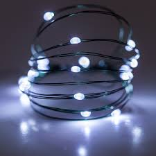 battery operated lights 18 cool white battery operated led