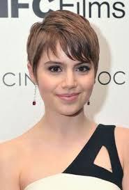 25 easy short hairstyles for older women long bangs women