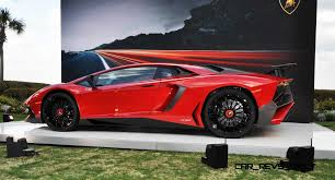 2015 Lamborghini Aventador - 2015 lamborghini aventador lp 750 4 superveloce makes usa debut in