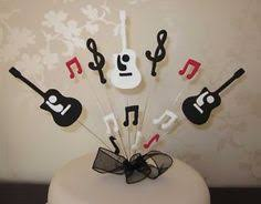 guitar cake topper birthday cake topper guitar image inspiration of cake and