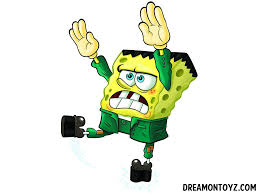 free cartoon graphics pics gifs photographs spongebob
