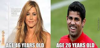 Diego Costa Meme - jennifer aniston and diego costa by negergoose meme center