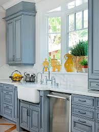 Painted Kitchen Cabinets Colors by Best 25 White Glazed Cabinets Ideas On Pinterest Glazed Kitchen