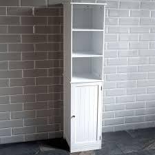 Bathroom Wall Dressing And Cupboards Bathroom Cabinet Single Double Door Wall Mounted Tallboy Cupboard