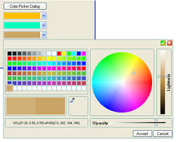 color picker with color wheel and eye dropper codeproject