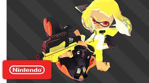 Home Design Story Players Splatoon 2 Single Player Trailer Nintendo Switch Youtube