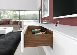 Hettich Kitchen Designs by For Drawers Guide Quadro Silent System By Hettich