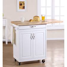 kitchen islands and carts mainstays kitchen island cart finishes walmart