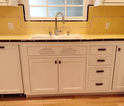 yellow kitchens antique yellow kitchen carolyn s gorgeous 1940s kitchen remodel featuring yellow tile