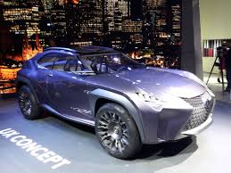 lexus ux suv concept paris 2016 paris motor show 7 best cars and concepts from france