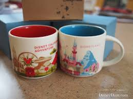 starbucks disneyland a magical you are here collection