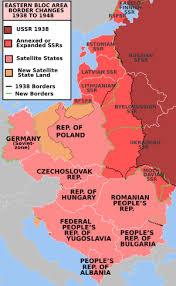 What Does The Phrase Iron Curtain Mean Origins Of The Cold War Wikipedia