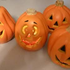light up jack o lantern best various 5 tall plastic light up jack o lanterns like new for