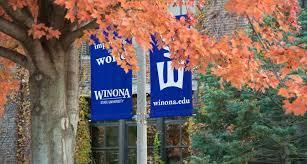 Wsu Parking Map Why Wsu Winona State University