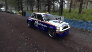 renault rally rothmans r5 t ferjáncz mesa u0027s artworks