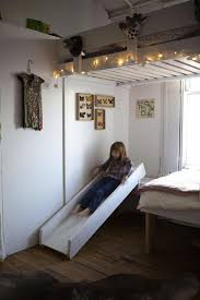 Kids Bed Room by Turn The House Into A Playground U2013 Fun Slides Designed For Kids